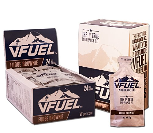 Vfuel Endurance Gel - Fudge Brownie 24 Pack