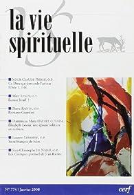 La Vie Spirituelle Vs774 par  Collectif