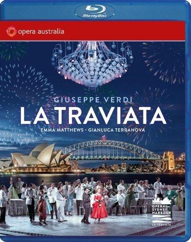Blu-ray : Gianluca Terranova - La Traviata (Subtitled)