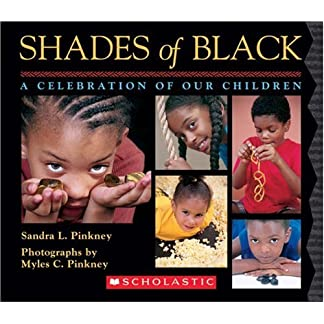 Shades of Black: Celebration of Our Children