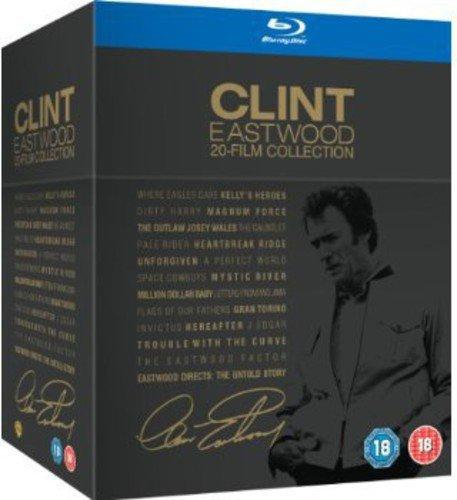 Clint Eastwood 20 Film Collection Edizione: Regno Unito Italia DVD ...