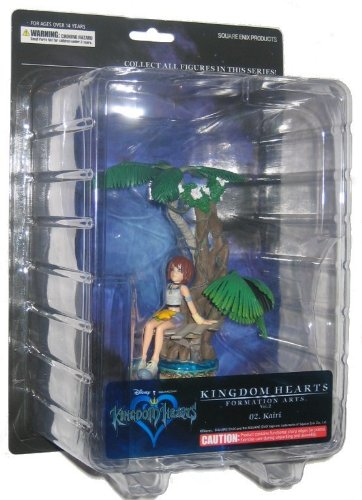 Kingdom Hearts Formation Arts Vol. 2 Kairi Figure