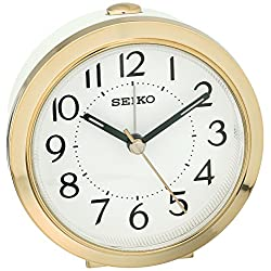 Seiko Alarm Clock (Model: QHE146GLH)