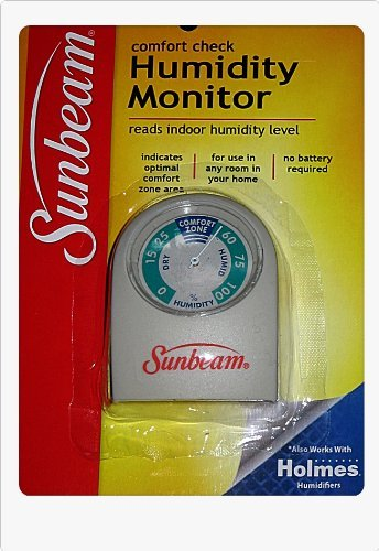 1 X Humidity Monitor - Sunbeam 51KYaN0XPYL