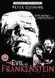 The Evil Of Frankenstein [1964] [DVD]