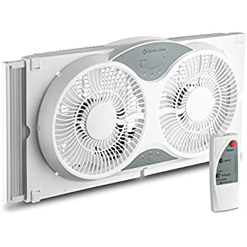 Amazon Com Holmes Group Bionaire Thin Window Fan With