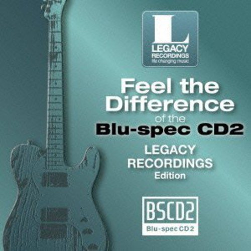 Feel the Difference of the Blu-Spec CD2 Legacy - Shop Le Specs