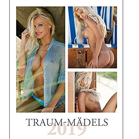 Calendario Donne Hot.Calendario Erotico Calendario Parete Traummadels
