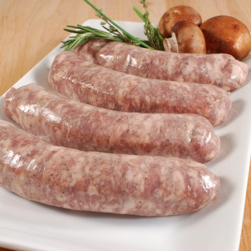 Toulouse Sausage for Cassoulet - 1 x 1 lb (avg weight)