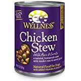 Wellness Chicken Stew with Peas & Carrots Canned Dog Food For Sale