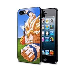 Dragonball Z Goku Cartoon Manga Game Dgz3 Case Cover Protection for Nexus 5 Black Pvc
