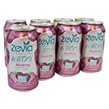 Zevia - Sparkling Water Blackberry - 8 Pack