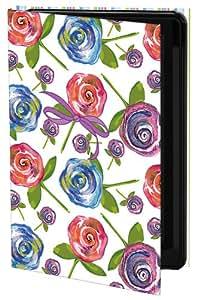 Keka Champagne and Roses - Funda para iPhone 4 y 4S, diseño de Sally Moret