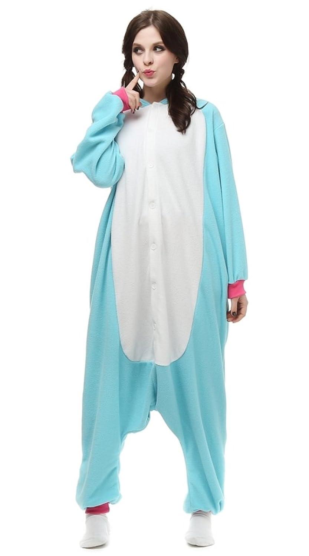 Ruolai Sleepsuit Unicorn Cosplay Lounge Wear Kigurumi Onesie Pajamas