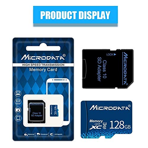 Tarjeta de Memoria U1 Blue TF (Micro SD) de 128GB ...