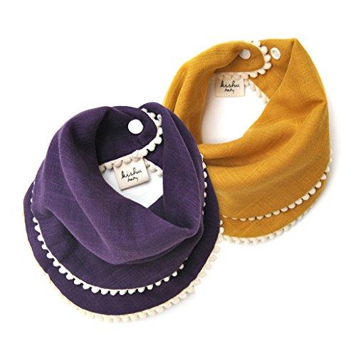 kishu Purple Mustard Girls Multicolor