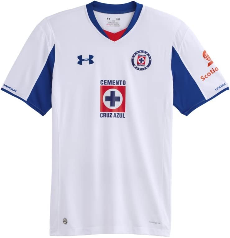 Under Armour – Camiseta de manga corta Cruz Azul 14/15 ...