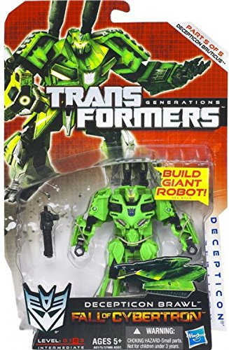 Transformers Generation Deception Brawl
