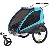 Best Thule Trailers - Thule 10101803 Coaster XT Cycle/Stroll Trailer Review
