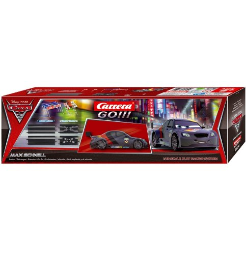Carrera Go Disney Cars 2 Max Schnell Expansion ()