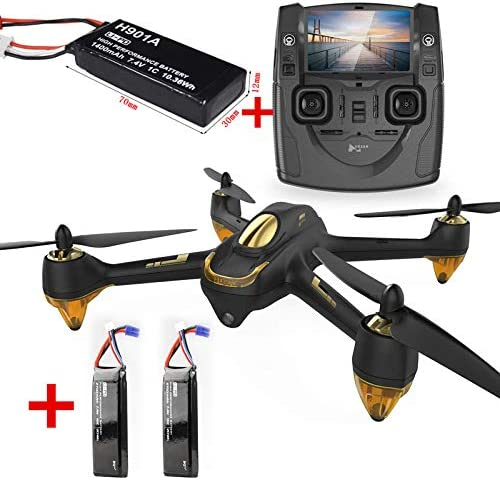HUBSAN H501S+Battery standard black product image 5