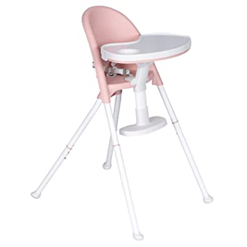 Astonishing Buyhive High Chair Baby Infant Toddler Feeding Seat Foldable Highchair Kids Snacker Stools Spiritservingveterans Wood Chair Design Ideas Spiritservingveteransorg