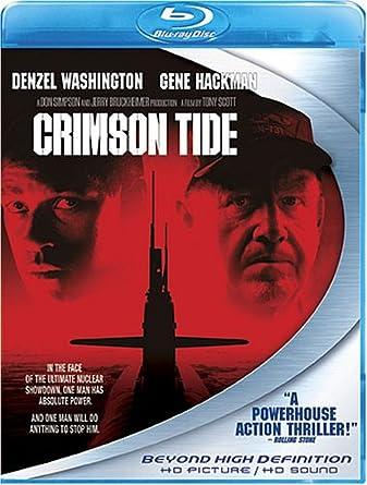 crimson tide characters