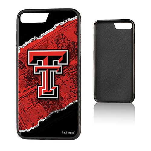 Red Bumper Raiders Texas Tech - Texas Tech Red Raiders iPhone 7+ Bump Case NCAA