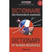 dictionnaire des ressources humaines f/a - a/f