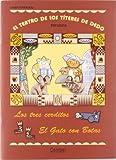Los tres cerditos / el gato con Botas, Laura Ferracioli, 8498255597