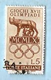 Used Italy Postage Stamp %281960%29 5L G