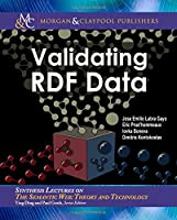 Validating RDF Data Front Cover