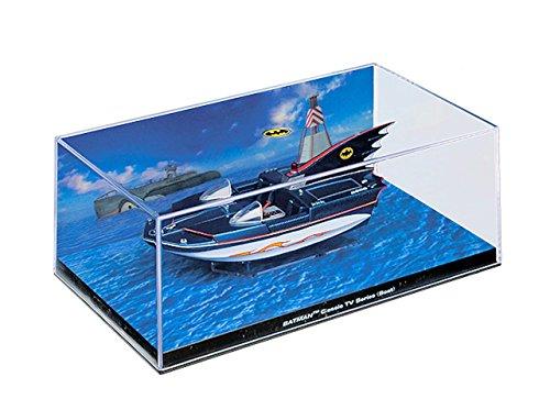 Batman DC Comics Automobilia Collection No.24 - Diecast Model Classic TV Series BatBoat Boat (Batman Classic Tv Series Figures Wave 3)