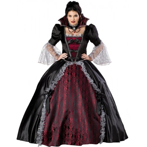 Vampiress of Versaille Costume - Plus Size 3X - Dress Size (Vampiress Of Versailles Plus Size Costume)
