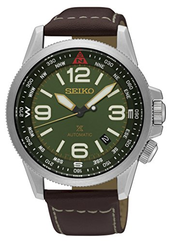 Seiko Prospex SRPA77J1Men Automatic Watch Built-in Manua...