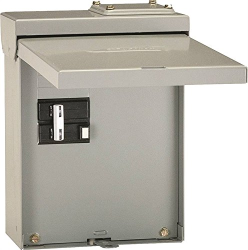 GE ENERGY INDUSTRIAL SOLUTIONS UG412RMW250P GE 125A Spa/Pool ()