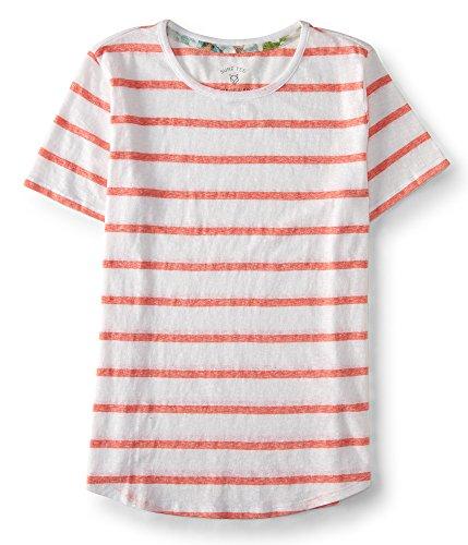 Aeropostale Womens Prince Striped Shirt