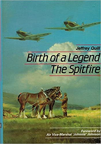 Book BIRTH OF A LEGEND: The Spitfire