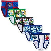 Marvel Big Boys' Avengers 5pk Underwear