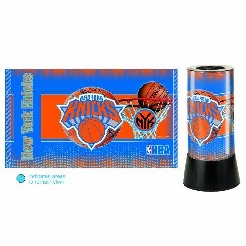 New York Knicks Lamp (NBA New York Knicks Rotating Lamp)