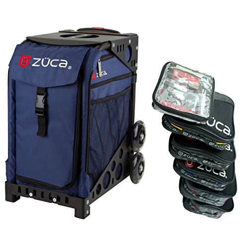 Zuca Midnight Navy Sport Insert Bag with Frame