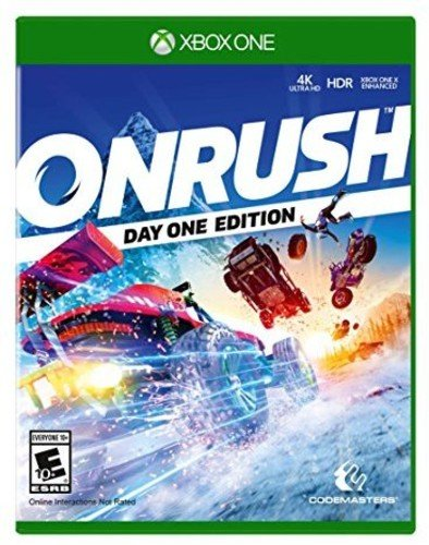 Onrush - Xbox One by Deep Silver