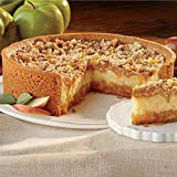 Caramel Apple Cheesecake from The Swiss Colony