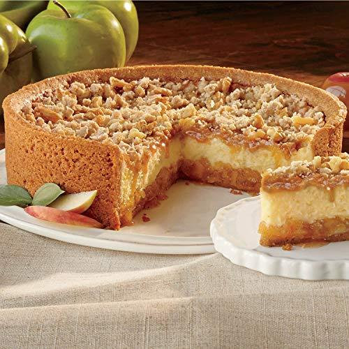 Caramel Apple Cheesecake from The Swiss - Cheesecake