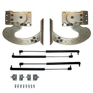 Heavy Duty Universal Lambo Door Kit (90 Degree Style)