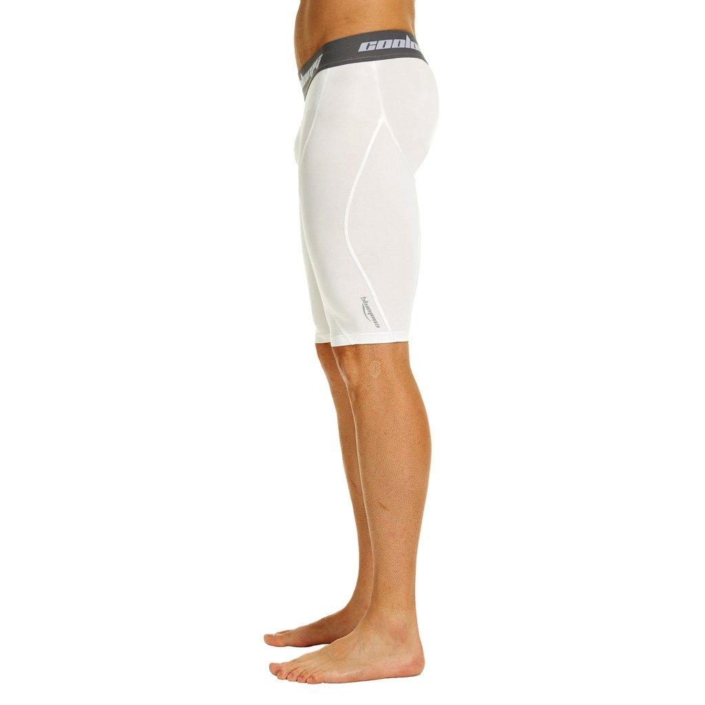 Couleurs COOLOMG sous-v/êtement de Compression 9/Short pour f/êtes Pantalons Base Layer Cool Dry 10/