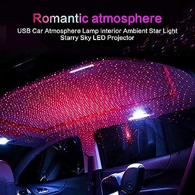 Luces automáticas del proyector de la estrella del techo, luz ...