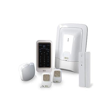 Alarma TYXAL + - Pack Alarma casa inalámbrico Compact gsm N ...