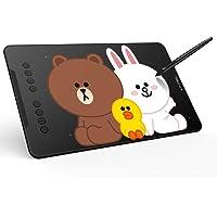 XP-PEN Deco 01 V2 Line Friends Edition tablet graficzny do malowania i edycji zdjęć do nauczania na odległość w domu