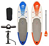 Pathfinder Inflatable SUP Stand Up Paddle Board, Complete...